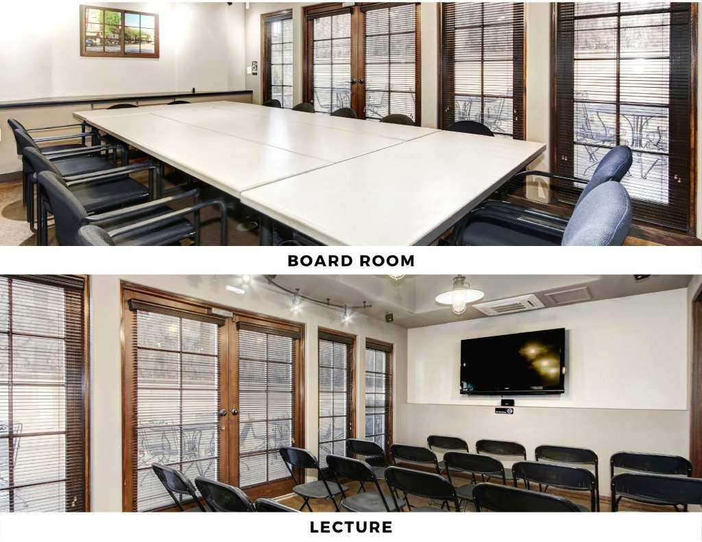 Stylish Sacramento Meeting Room
