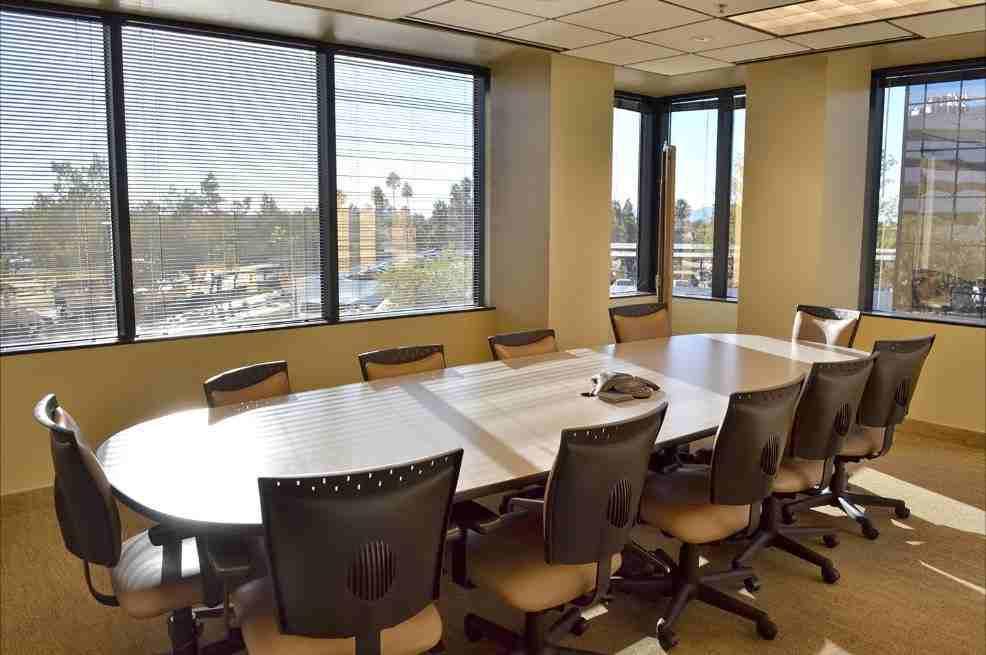 Stylish Tucson Meeting Room