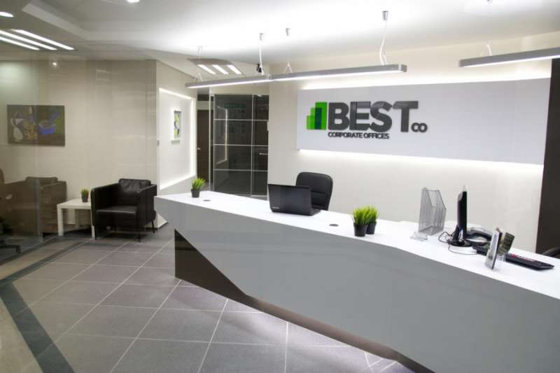 Receptionist Lobby - Virtual Offices in Guadalajara