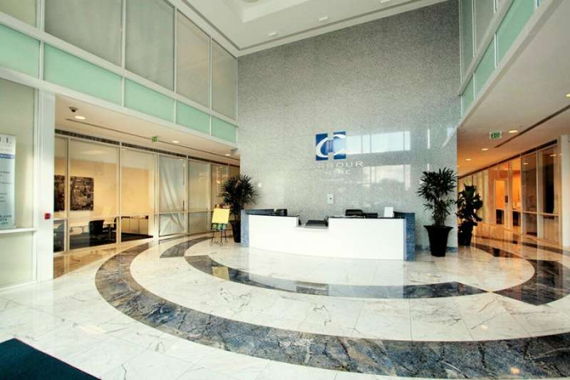 Receptionist Lobby - Virtual Offices in Aventura