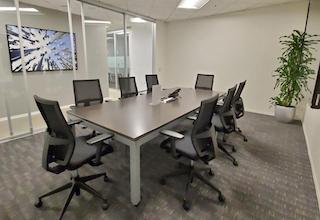 Stylish Newport Beach Meeting Room