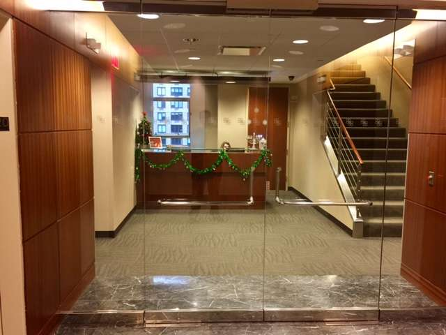 Receptionist and Mail Area - New York Virtual Office
