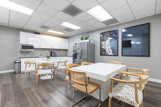 Break Room - Kitchen Area - Newport Beach Virtual Office