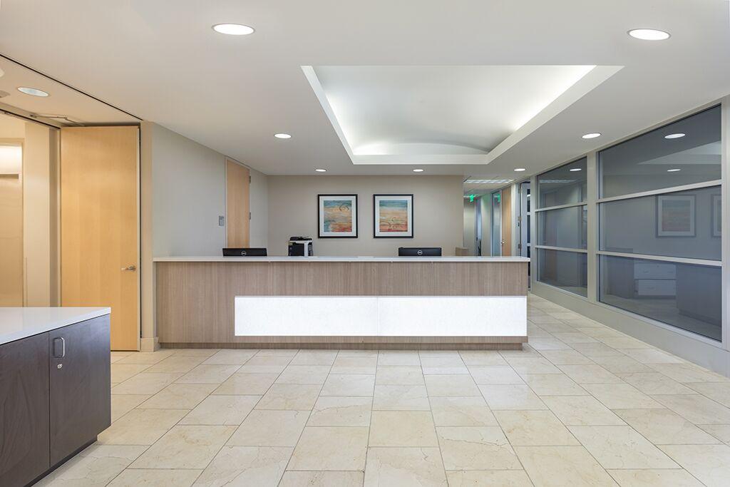 Santa Monica Live Receptionist and Business Address Lobby