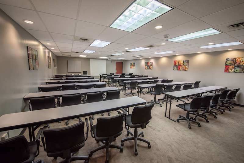 Turnkey Irving Conference Room