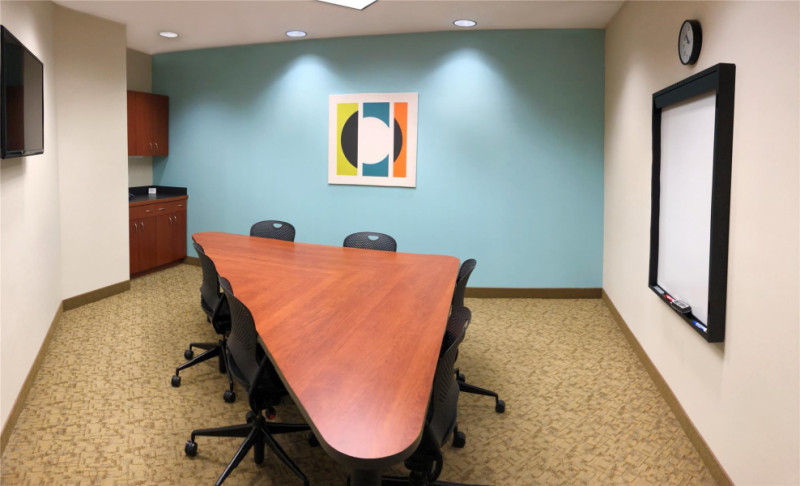 Turnkey Reston Conference Room