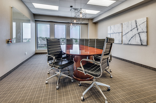 Turnkey Fort Worth Conference Room