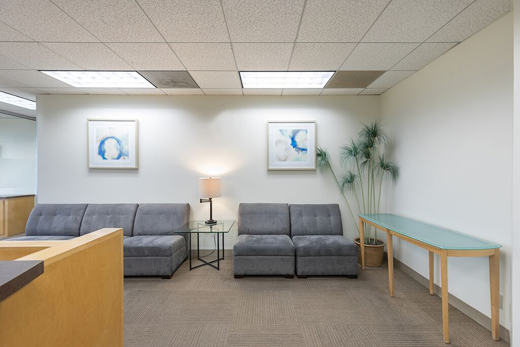 Culver City Virtual Office Space - Comfortable Commons Area