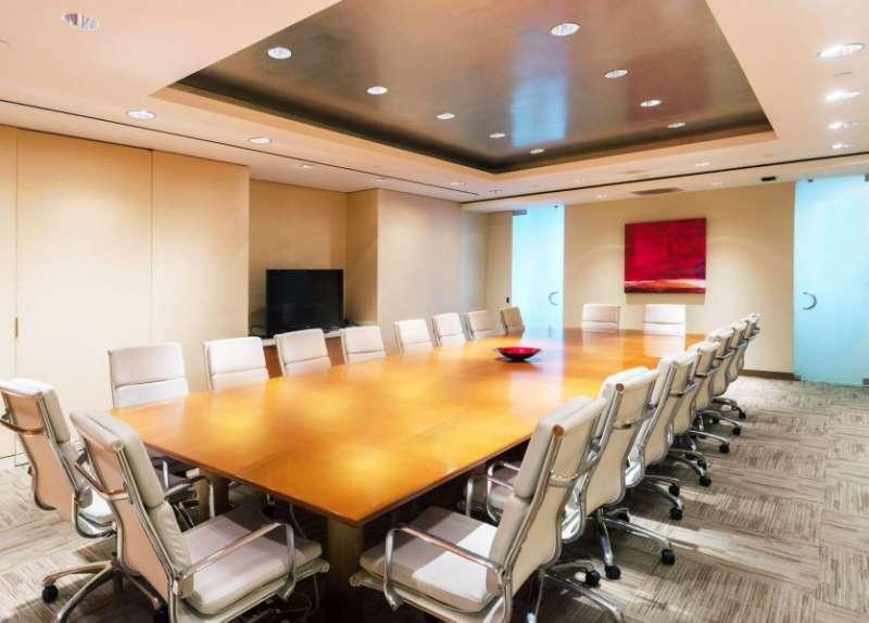 Stylish San Francisco Meeting Room