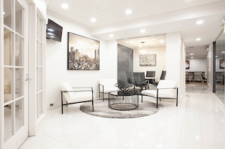 New York Live Receptionist and Business Address Lobby