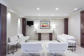 Irvine Busines Address - Lounge Area