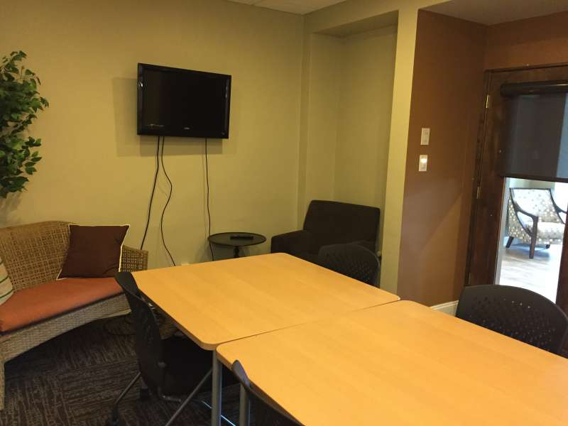 Turnkey Cleveland Heights Conference Room