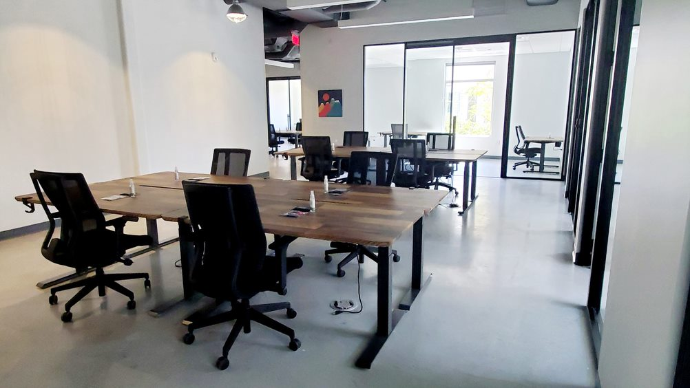 Full Time Coworking Month to Month