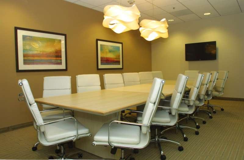 Santa Monica Meeting Room Address at 2425 Olympic Blvd.