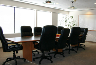 Professional meeting rooms