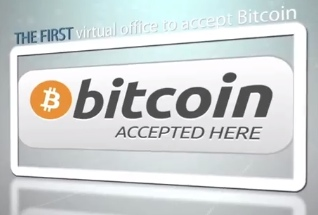 How to pay for a virtual office with Bitcoin