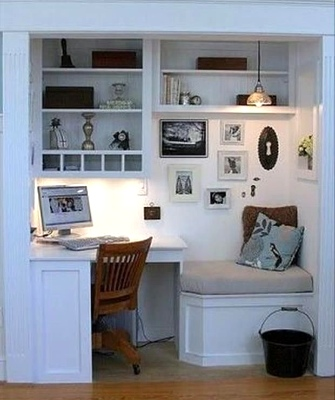 Home office designs - Cozy corners
