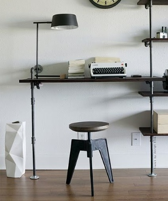 Home office designs - Sparse yet beautiful