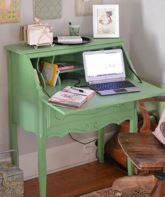 Home office designs - foldaway furniture