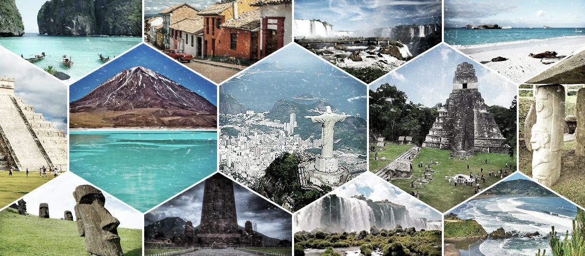 Digital Nomad - Top Destinations in Latin America