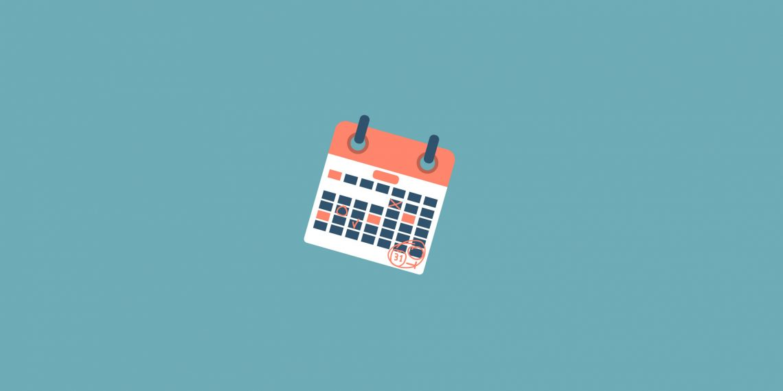 managing a remote workforce - schedule_blog icon