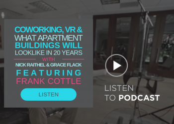 Coworking, Virtual Reality and What Apartment Buildings Will Look Like in 20 Years