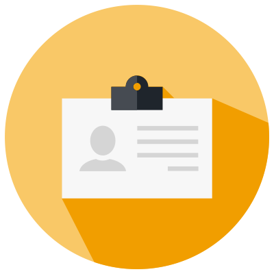 The 3 types of employment status include - employee - icon
