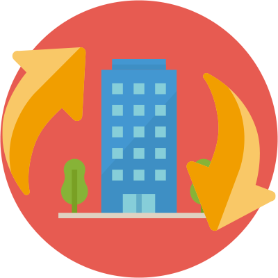 Active Real Estate - Fix and Flip - Icon