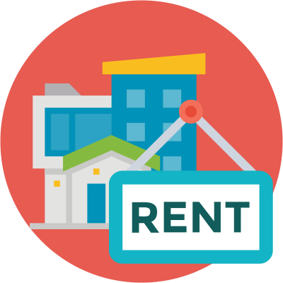 Active Real Estate -Refurbish and Rent - Icon
