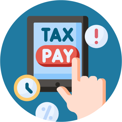 Independent Contractors personally responsible for tax related payments