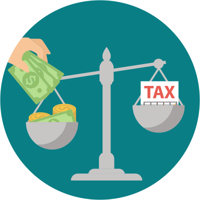 How do I save money on taxes on the 1099? section