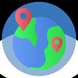 Virtual Mailing Address icon