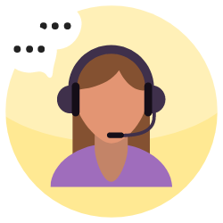 Virtual Receptionists section