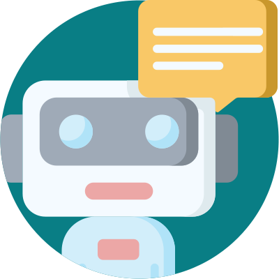 4 Essential Tools to Outperform Your Competition - chatbots - icon