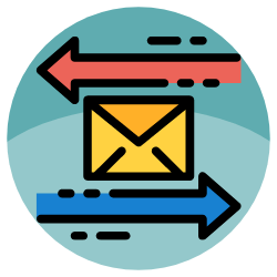 Is a Virtual Mailing Address Worth It? - mail forwarding and mail handling - icon