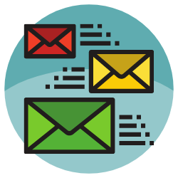 Mail Handling and Forwarding icon