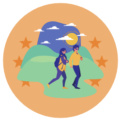 Mental And Physical Health - do exercise - icon