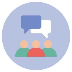 Customer Success Specialist job responsibilities - master communicator - icon