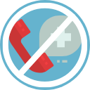 Disadvantages of a Free VOIP Services - no emergency callls - icon