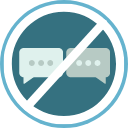 Disadvantages of a Free VOIP Services - no texting - icon