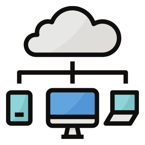 Standardize-Cloud-Computing-and-Collaboration-Tools-icon