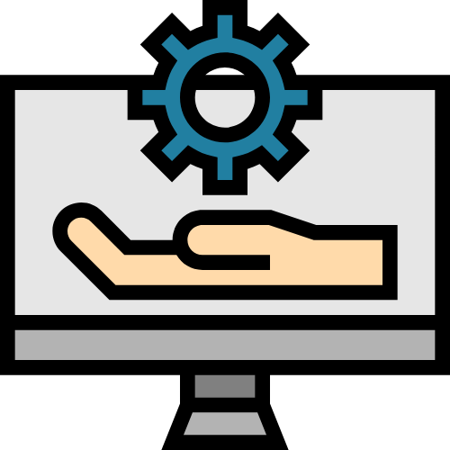 Ensure you have access to the necessary software and mobile technology icon