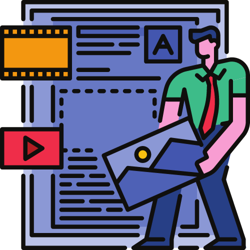 Revise-and-Update-Old-Content-icon